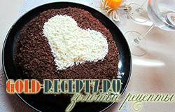 Торт Пражский рецепт вкусного торта с фото