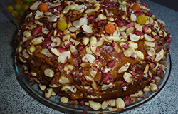 Торт «Сникерс» рецепт с фото, домашний торт сникерс
