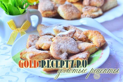 Творожное печенье рецепт, как приготовить вкусное домашнее творожное печенье