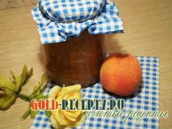 Варенье из яблок рецепт варенья  с персиками в хлебопечке