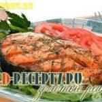 Рыба  в духовке в фольге , как приготовить рыбу в фольге рецепты с фото