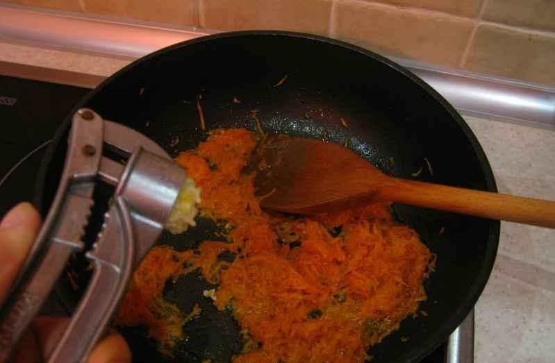 БАКЛАЖАНЫ фаршированные морковью ♨