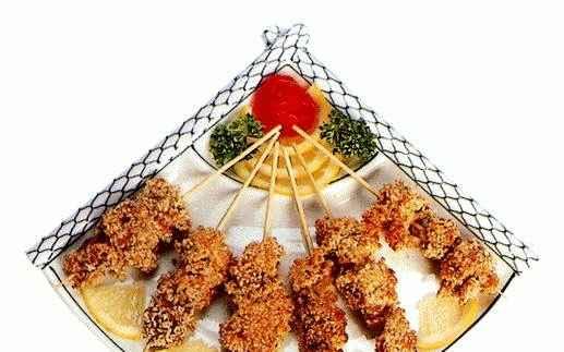 Шашлыки из баранины китайские
