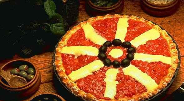 Пицца «Мейсон»