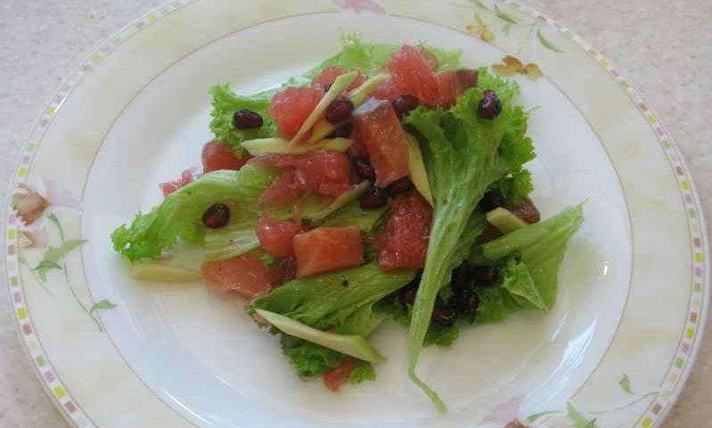 Салат «Экзотика» — фото рецепт