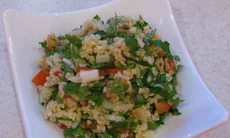 Салат «Табуле» фото рецепт