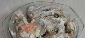 Кролик тушеный с овощами - приготовление
