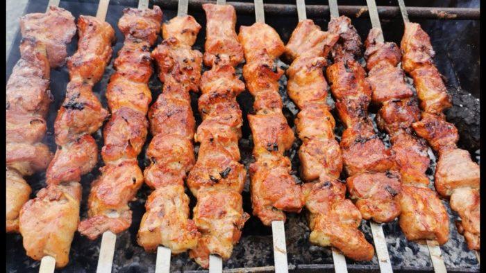 Маринад «Обычный» для шашлыка из свинины на кефире