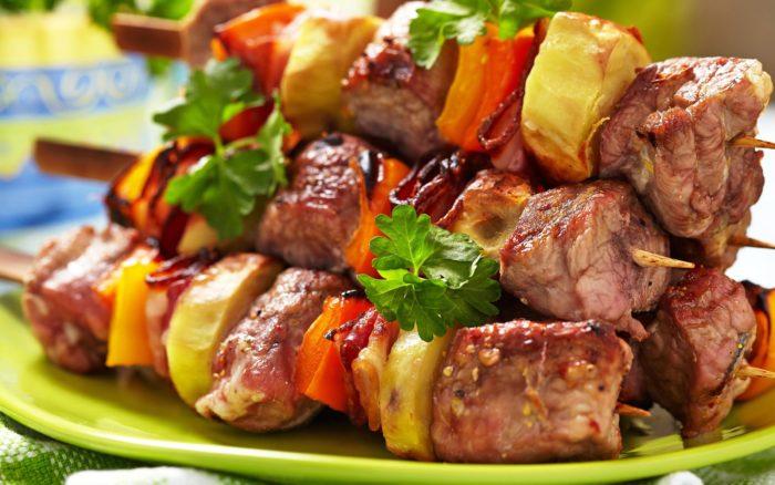 Маринад «Райский» для шашлыка из свинины на кефире